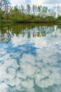 Herefordshire lake
